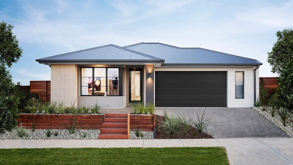 Harmac Homes Werribee Facade Retouched3